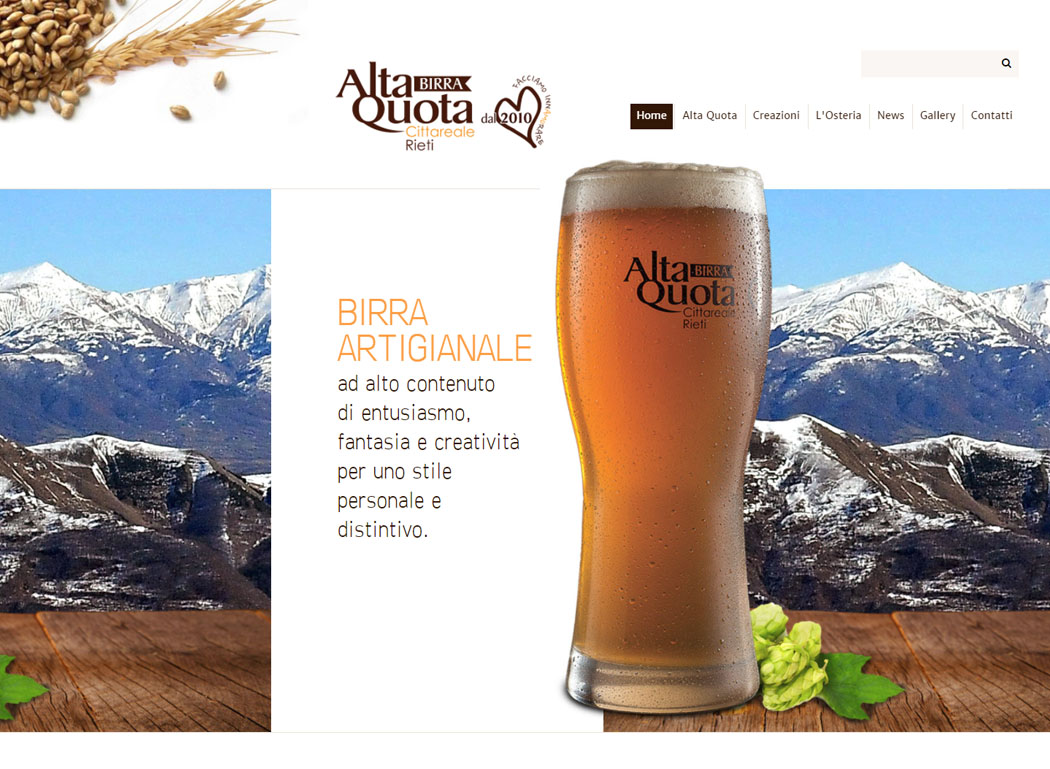 Birrificio Alta Quota
